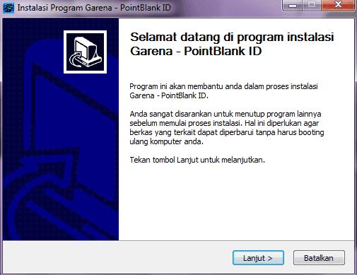 Cara Download dan Install PB Garena Terbaru 2018
