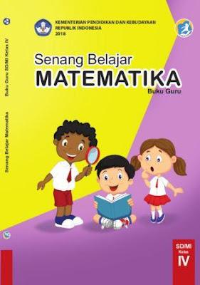 buku matematika kelas 4 sd kurikulum 2013 revisi 2018
