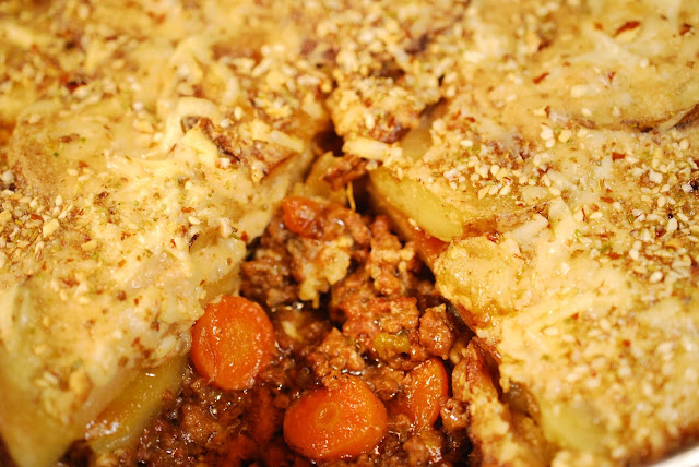 Gratinéed Shepherd's Pie by Greg Hudson