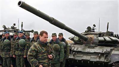 Pasukan Rusia menarik diri dari Suriah