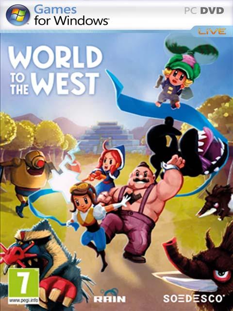 تحميل لعبة World to the West برابط مباشر + تورنت