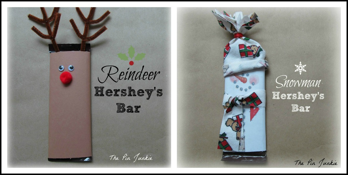 Decorated Candy Bars