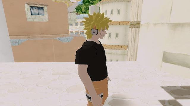 Naruto With Headphones Gta San Andreas 2