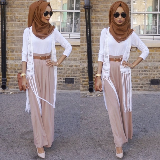 Photos Muslim Fashion Summer Hijab Fashion For Your