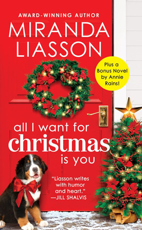 Book Review: All I Want for Christmas is You (Angel Falls #3) by Miranda Liasson | About That Story