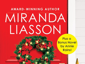 Book Review: All I Want for Christmas is You (Angel Falls #3) by Miranda Liasson