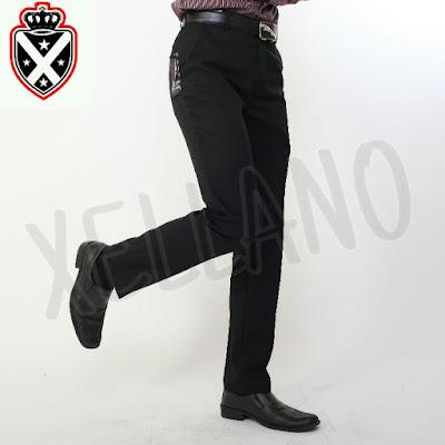 toko celana formal pria, jual celana kerja pria slim fit, celana bahan pria slim fit murah