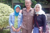 Jamilah Titip Salam Untuk Asrul Sani, Kepala Dikes dan Bupati Lombok Timur