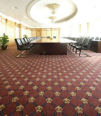 Thảm trải sàn luôn mang đến sự chuyên nghiệp, vẻ sang trọng, quý phái cho văn phòng.