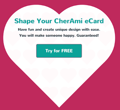 Cherami Cards: A Fun New App for Creating Online Cards
