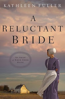 Giveaway: A Reluctant Bride by Kathleen Fuller, ends 11/30