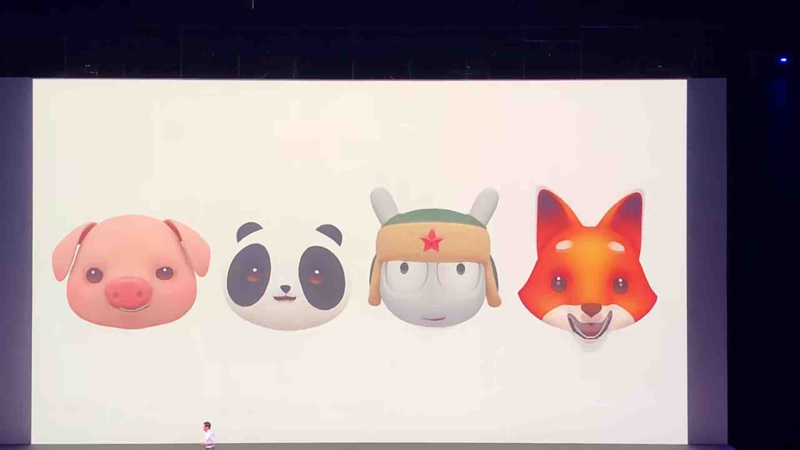Xiaomi's 3D Animoji