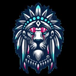 logo kepala singa