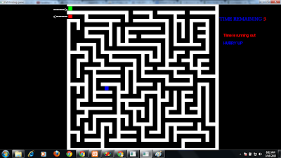 path finding game opengl projects