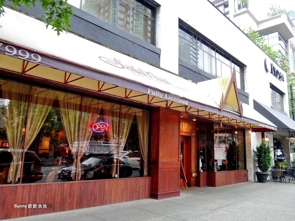 Thai Restaurant Robson Street