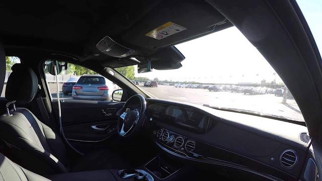Mercedes-Benz Classe S - Intelligent Drive - Condução Autônoma