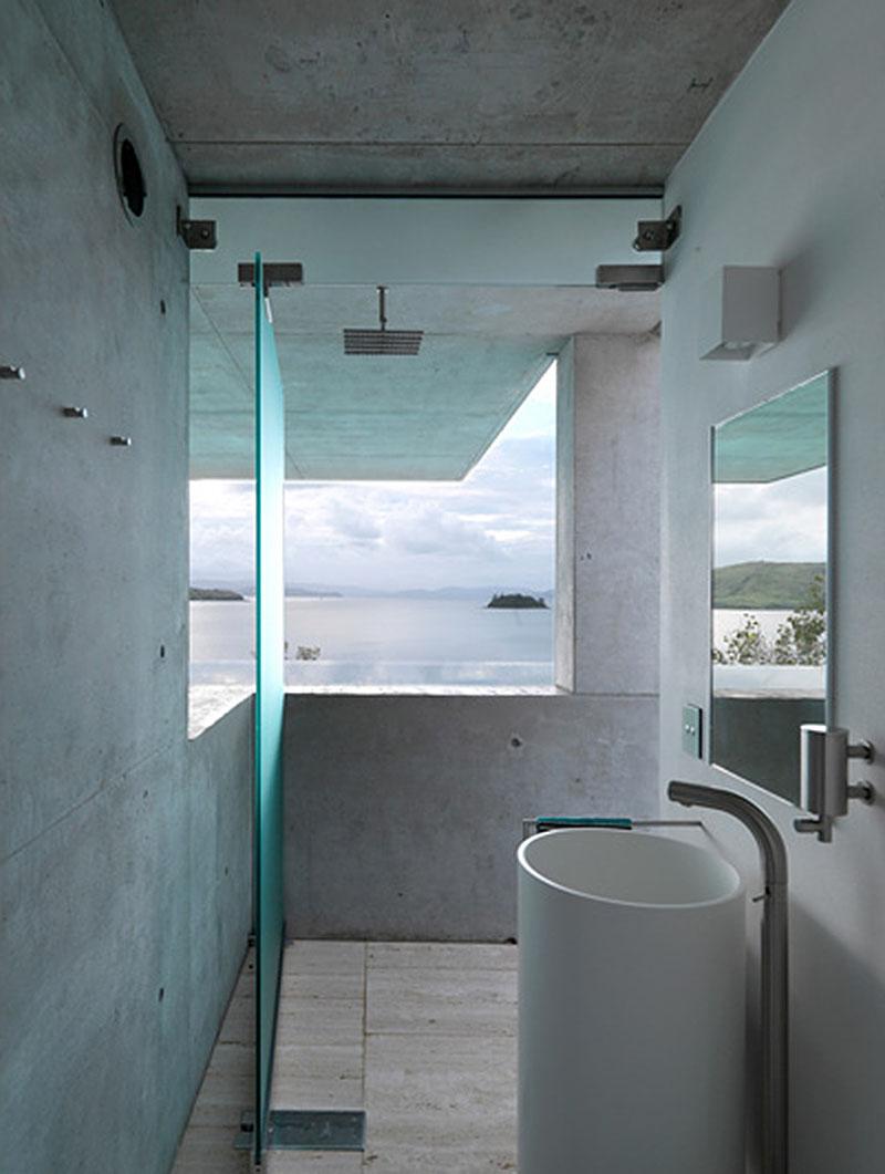 Renato D'Ettorre Architects bathroom design