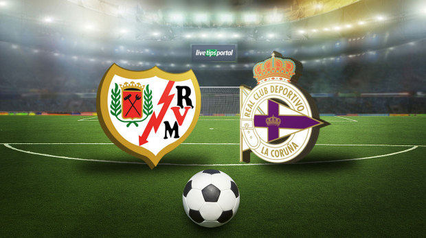 Watch deportivo la coruna vs rayo vallecano live