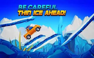 Arctic roads: car racing game Apk