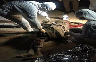 استشهاد مصري وإصابة 2 آخرين بالرياض إثر سقوط شظية من صاروخ أطلقه الحوثيون