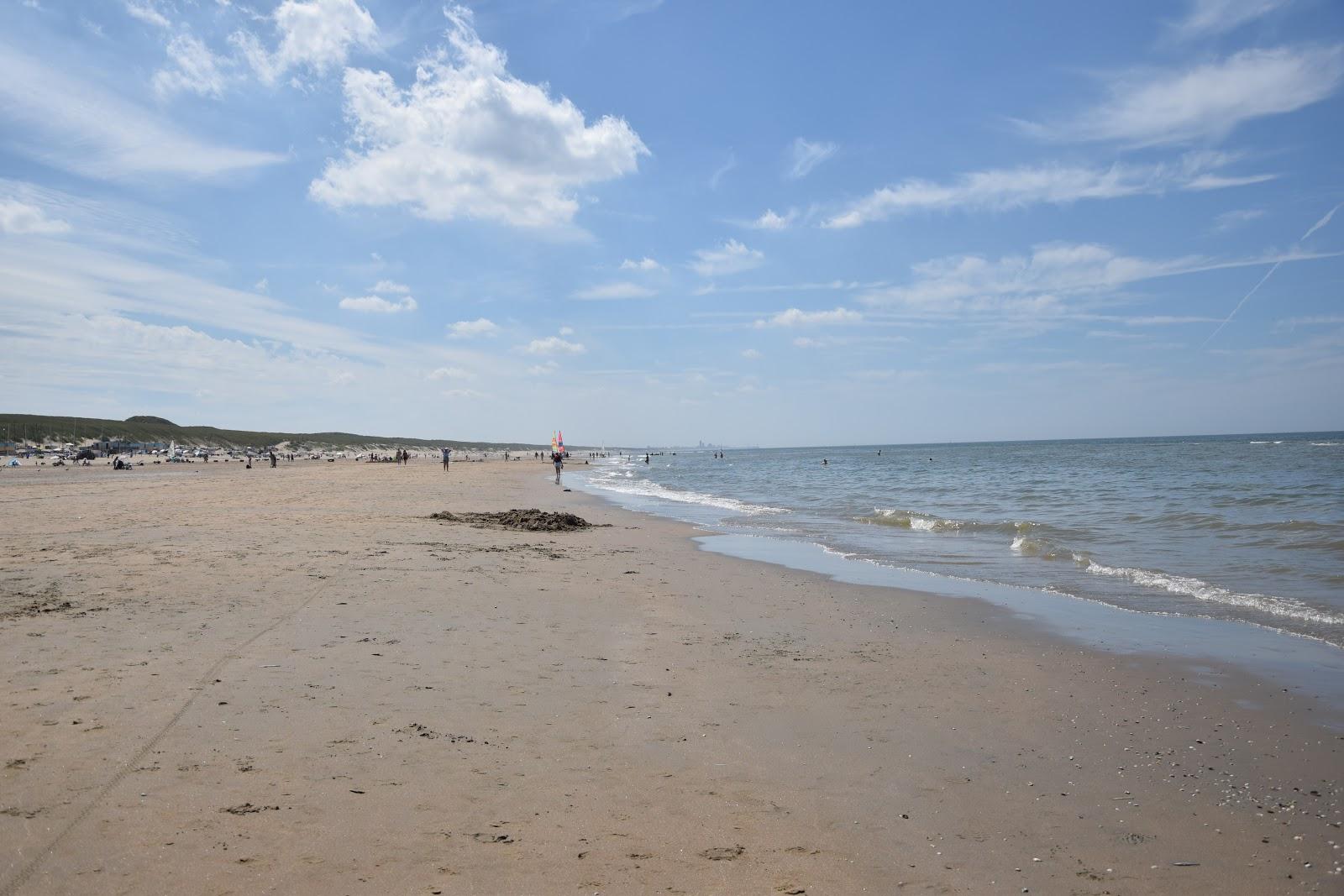 plaża Katwijk