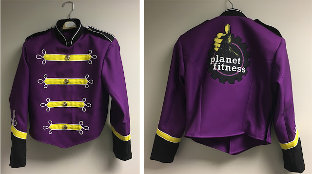 """Planet Fitness """"Judgement Free Band"""""""