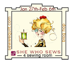 Yes, I Can Sew Blog Hop