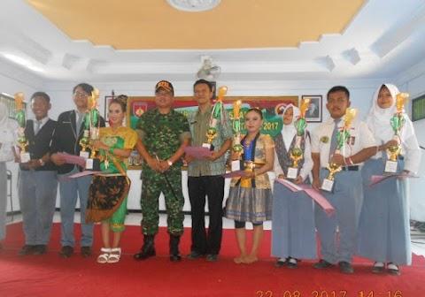 Lomba Seni HUT TNI dan HUT Kodam IV Diponegoro