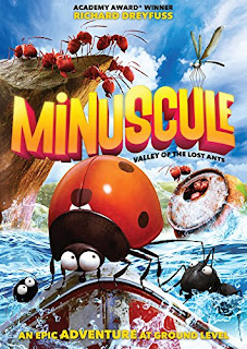 Minuscule: Valley Of The Lost Ants (2016)