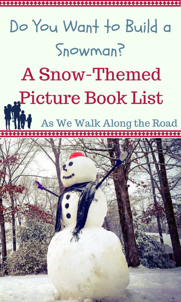 Snow-themed picture books
