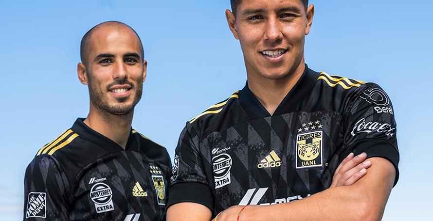 Black & Gold Tigres 2020 Third Kit Released - Footy Headlines