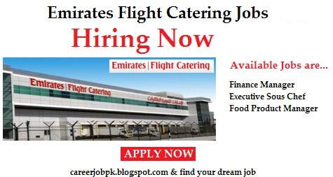 Emirates Flight Catering jobs in Dubai 2016