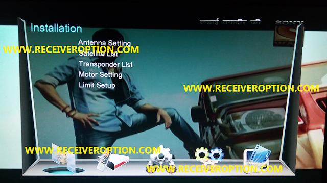 SENATOR 111 HD RECEIVER AUTO ROLL POWERVU KEY NEW SOFTWARE
