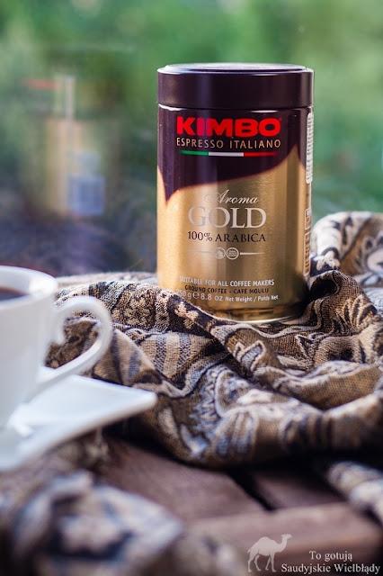 Kawa Kimbo Aroma Gold