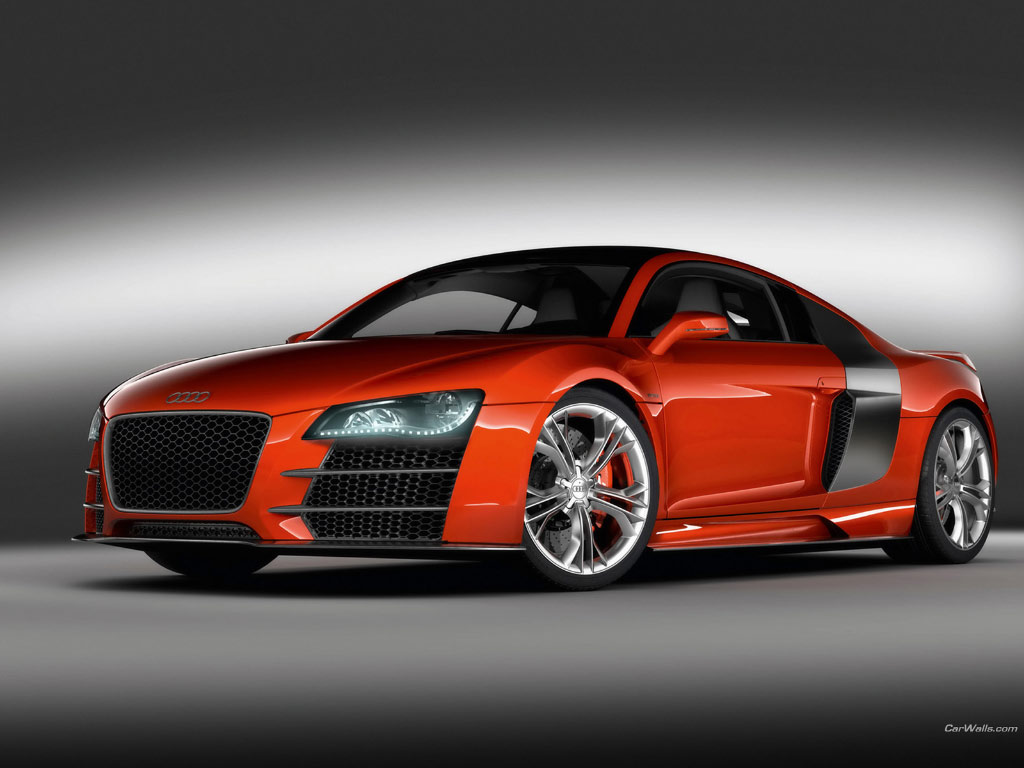 Audi R8 GT 2012 New Concept PowerFul