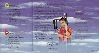 cindy cenora album krismon www.sampulkasetanak.blogspot.co.id