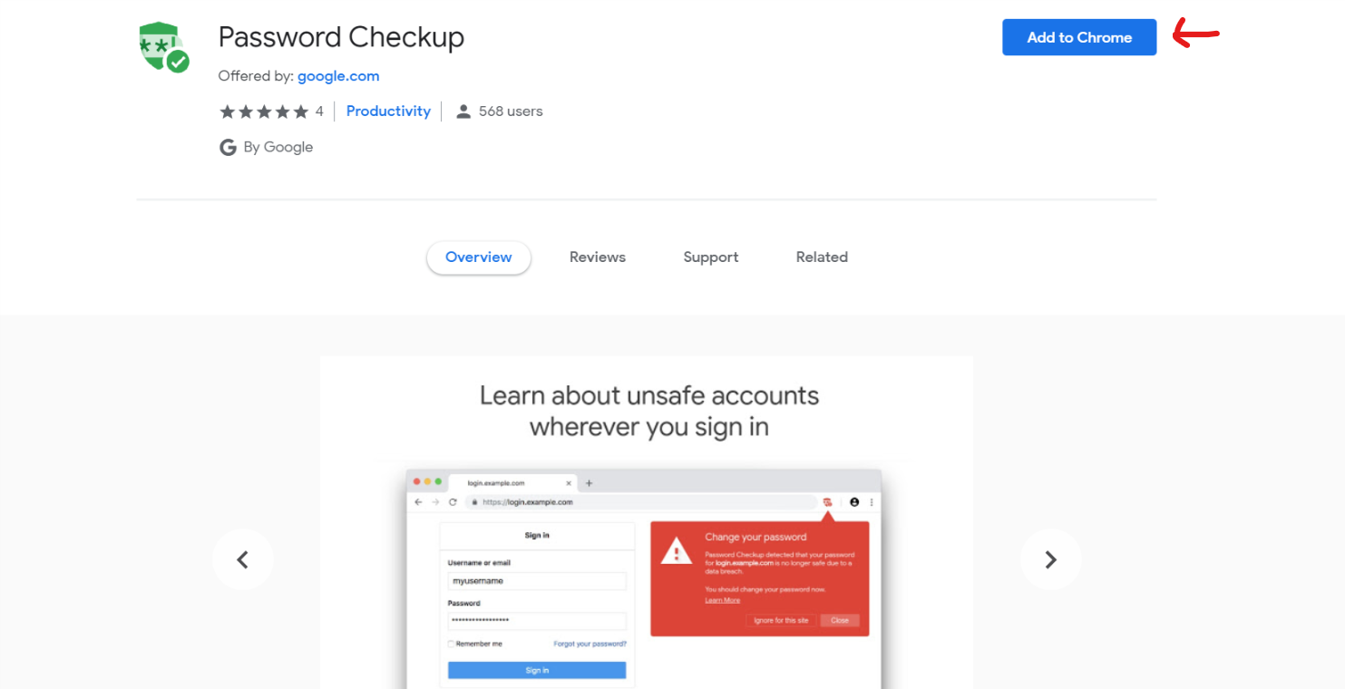 Google launched new extension which can notify you if