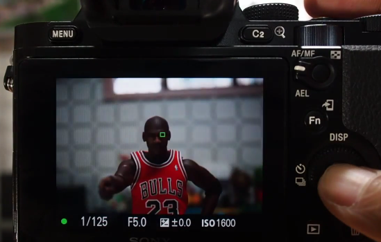 Sony A7r Eye Af In Action