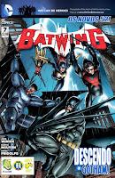 Os Novos 52! Batwing #7
