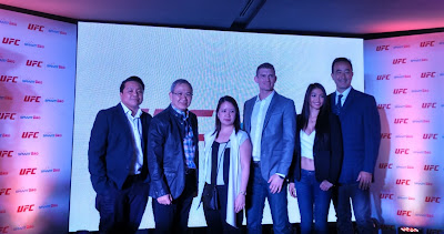 UFC Seals Partnership with Smart, Brings Contact Sports Closer to Filipinos