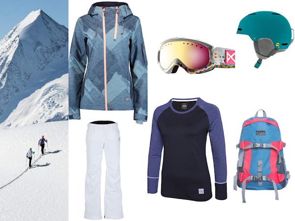 Bien s'équiper pour le ski !