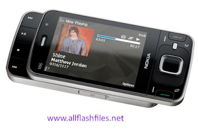 Nokia-96-Firmware