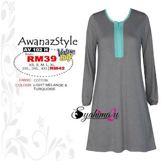 Baju_Muslimah_Awanazstyle-AV102H