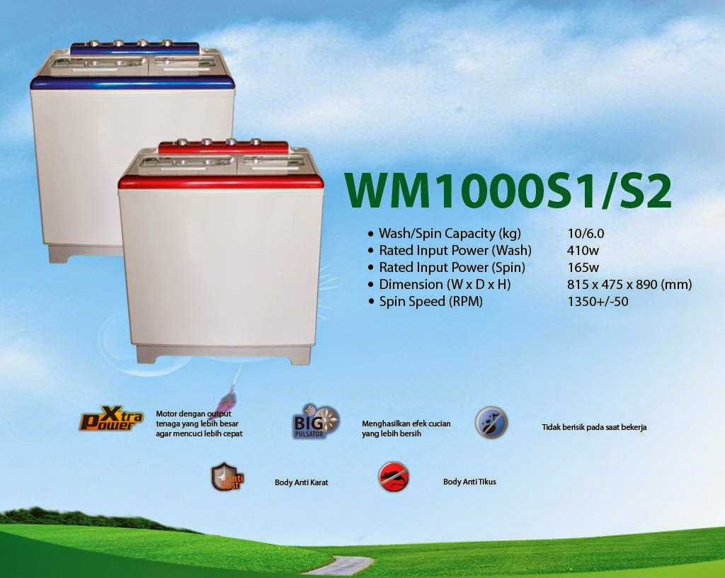 service center mesin cuci yogyakarta
