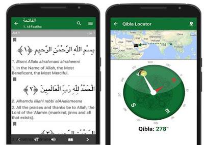 تحميل تطبيق المسم Muslim Pro للاذان والقرآن وتحديد القبلة