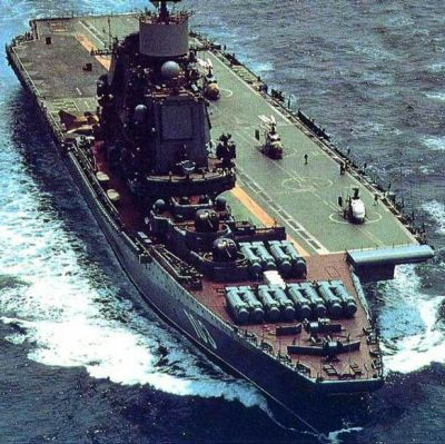 Admiral Gorshkov 'Baku'