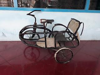 Lapak Mainan Antik : Jual Sepeda Antik Anak Merk Croesco Jerman