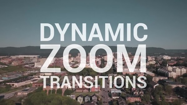 Dynamic Zoom Transitions Presets - Premiere Pro Presets