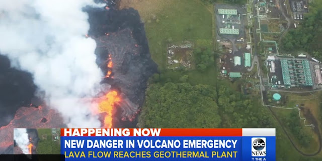 Lava from Hawaii volcano destroys 10 more houses in Leilani Estates, officials say