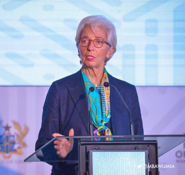 IMF Boss Touts Zipline's Use Of Drones For Medical Supplies In Rwanda